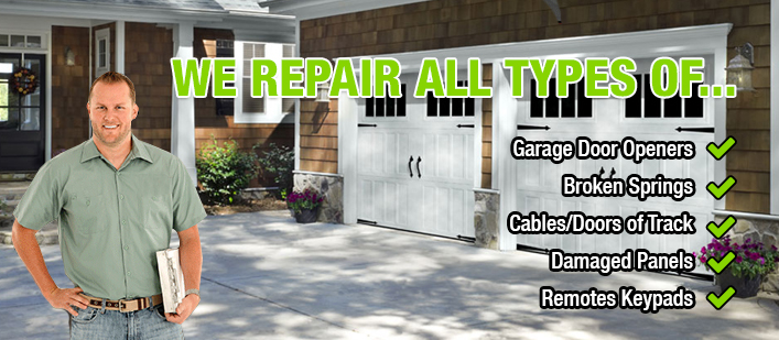 Garage Door Repair Broomfield CO